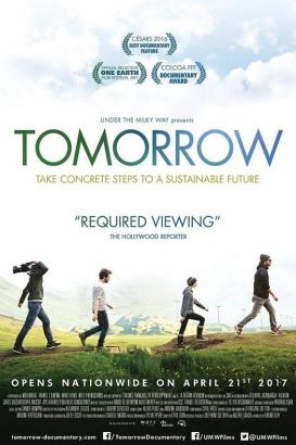 Environmental Justice Film Series presents Tomorrow: Take Concrete Steps to a Sustainable Future