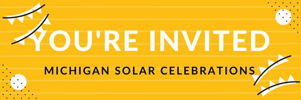St. Joseph Solar Celebration at Berrien UU!