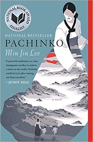 "March Book Club Meeting: ""Pachinko"" by Min Jin Lee"