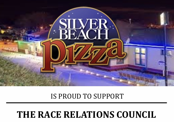 "Silver Beach Pizza ""Giveback Night"" for the Race Relations Council"