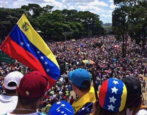 "Creative Conversations: ""Humanitarian Crisis in Venezuela"""