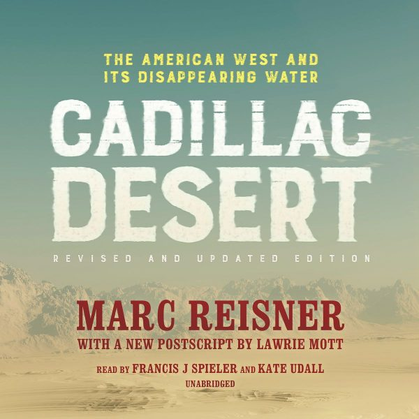 "April Book Club Meeting: ""Cadillac Desert:  The American West and its Disappearing Water"""