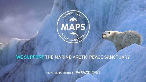 "Creative Conversations: ""MAPS, the Marine Arctic Peace Sanctuary"""