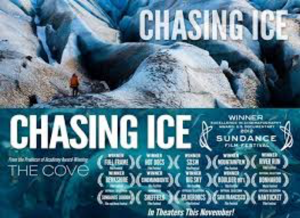"""Environmental Justice Film Series: """"Chasing Ice"""""""