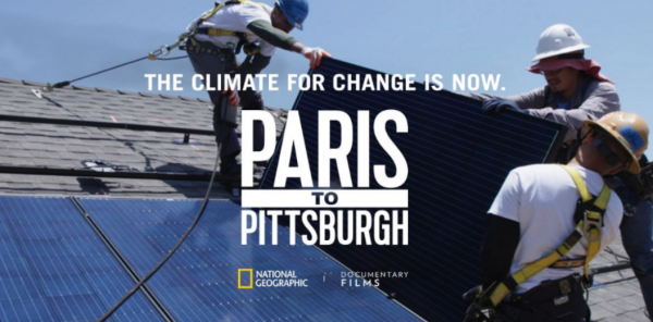 "Environmental Justice Film Series: ""Paris to Pittsburgh"