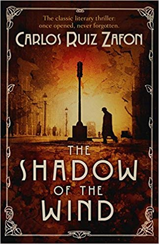 """June Book Club Meeting: """"The Shadow of the Wind"""""""