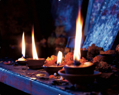 "Mindfulness Workshop Series: ""Creating an Altar"" @ Berrien Unitarian Universalist Fellowship"