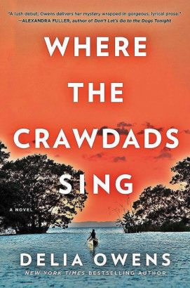 "BUUF Book Club: ""Where the Crawdad Sings"" @ Home of Gloria Weberg"
