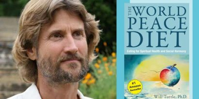"""Will Tuttle Presentation: """"Healing Our World, A Deeper Look at Food"""" @ First Unitarian Church of South Bend"""