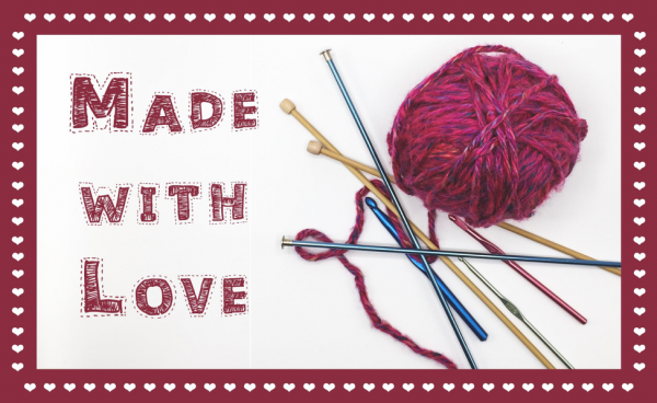 Made with Love Stitch Off!