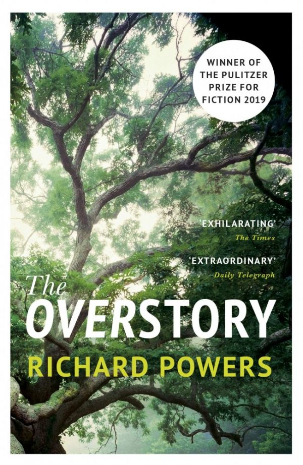 """BUUF Book Club Meeting: """"The Overstory"""" by Richard Powers"""