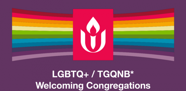 "Community Conversations: ""Welcoming Congregation Renewal"""