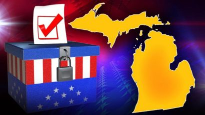 Free Film and Non-Partisan Discussion on Michigan Voting Rights @ Bridgman Public Library