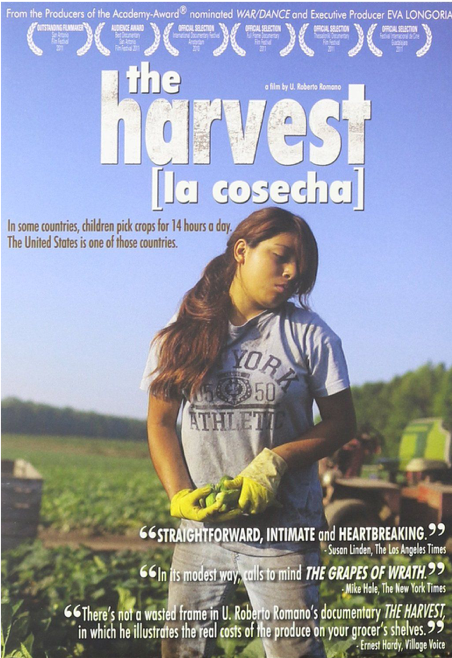 "Community Conversations: ""The Harvest/La Cosecha"" Movie Screening"