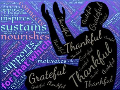 Mindful Gratitude Practice @ Berrien Unitarian Universalist Fellowship