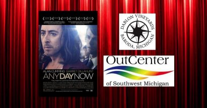"Outcenter Movie Night: ""Any Day Now"" @ Dablon Vineyards - Winery & Tasting Room"