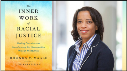 Community Book Read: Inner Work of Racial Justice by Rhonda V. Magee @ Virtual Meeting