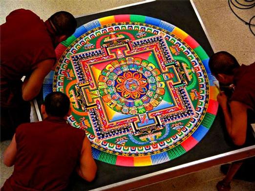 Mindfulness Workshop: Mandala Making