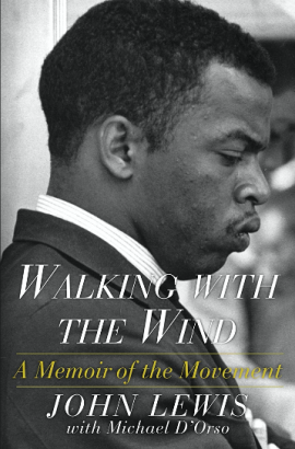 "Racial Justice Book Club Discussion: ""Walking with the Wind: A Memoir of the Movement"""
