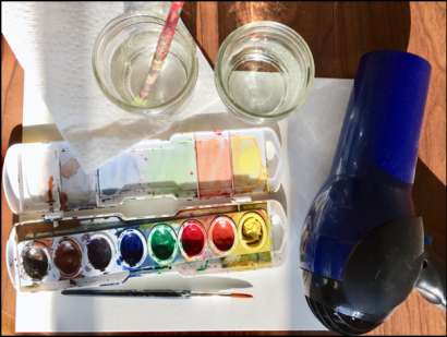 "Mindfulness Workshop: ""Mindful Watercolors"""