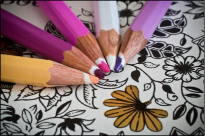 "Mindfulness Workshop: ""Mindful Coloring"""