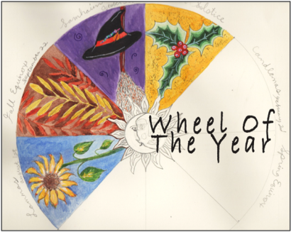 "Mindfulness Workshop: ""Wheel of the Year - Imbolc/Candlemas"""