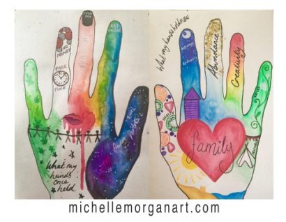 "Mindfulness Workshop: ""Hands: Past & Future"""