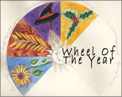 """Mindfulness Workshop: """"Wheel of the Year"""""""