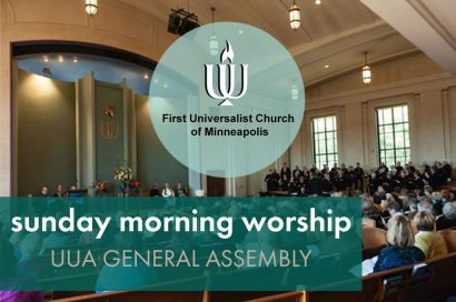 """Sunday Service: """"UUA General Assembly"""""""
