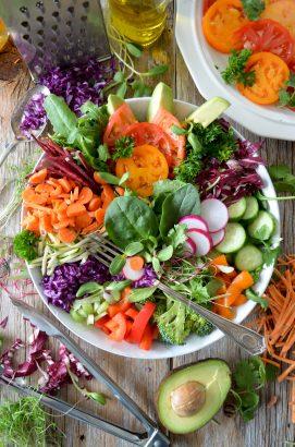 "Ethical Eating Group ""Salad Supper"" @ Berrien Unitarian Universalist Fellowship"