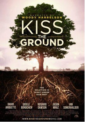 "Environmental Justice Film Series: ""Kiss the Ground"" @ Berrien Unitarian Universalist Fellowship"