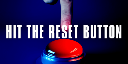 """Sunday Service: """"Learning How to Hit the Reset Button"""" @ Berrien Unitarian Universalist Fellowship"""