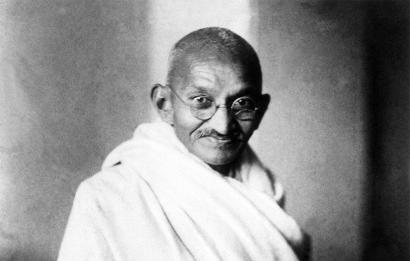"Sunday Service: ""Mahatma Gandhi and the International Day of Non-Violence"" @ Berrien Unitarian Universalist Fellowship"